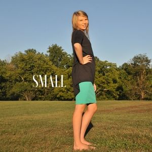 LuLaRoe - Mint/ Teal Skirt - NWT - Small - Cassie
